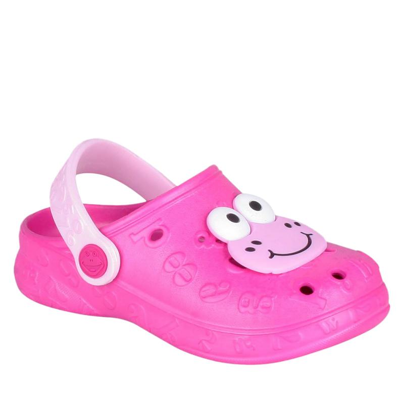 Detské kroksy (rekreačná obuv) COQUI-Hoppa fuchsia -