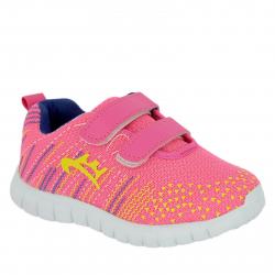 Detská rekreačná obuv SLOBBY-Miko pink