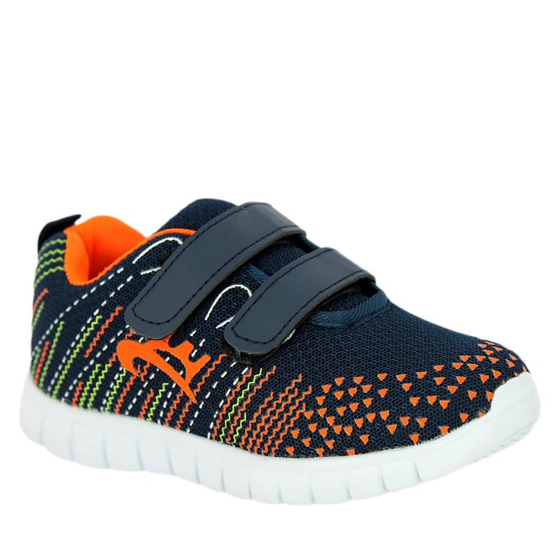Detská rekreačná obuv SLOBBY-Miko blue -