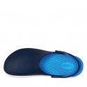 Rekreačná obuv CROCS-LiteRide Clog navy/white -