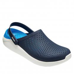 Rekreačná obuv CROCS-LiteRide Clog navy/white