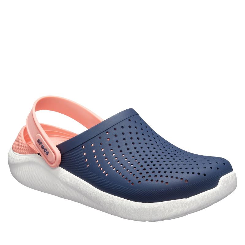 0855cd5342 Dámska rekreačná obuv CROCS-LiteRide Clog navy melon