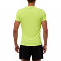 Pánske bežecké tričko s krátkym rukávom NORTHFINDER-TWQNY-lightgreen -
