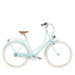 Dámsky mestský bicykel LE GRAND-VIRGINIA 1 - aqu