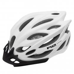 Cyklistická prilba R2-WIND - white / matt