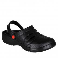 Pánske kroksy (rekreačná obuv) COQUI-Kenso black