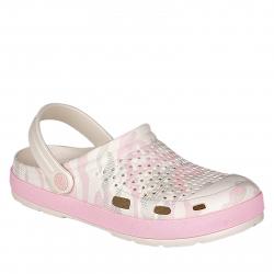 Dámske kroksy (rekreačná obuv) COQUI-Lindo pearl camo