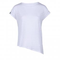 Dámske tréningové tričko s krátkym rukáv FUNDANGO-Betta-white