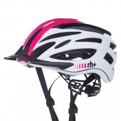 Cyklistická prilba RH+-RH+ Z2in1- shiny fuchsia/shiny black/shiny white