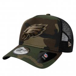 Šiltovka NEW ERA-NEW ERA 940 Af trucker NFL camo essential PHIEAG - W