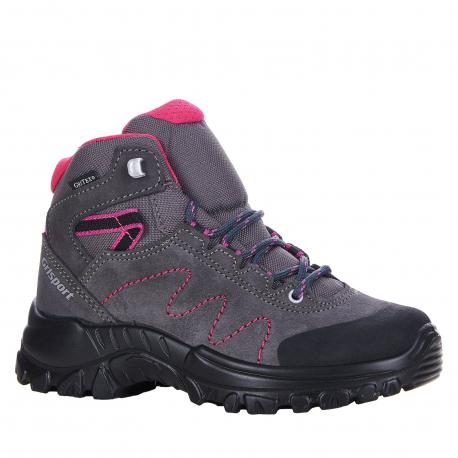 Detská turistická obuv vysoká GRISPORT-Savona