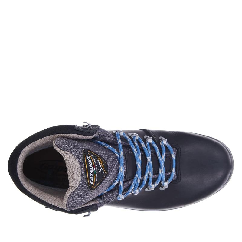Dámska turistická obuv vysoká GRISPORT-Rima black -