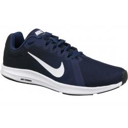 Pánska športová obuv (tréningová) NIKE-Downshifter 8 midnight navy/white/dark obsidian/black