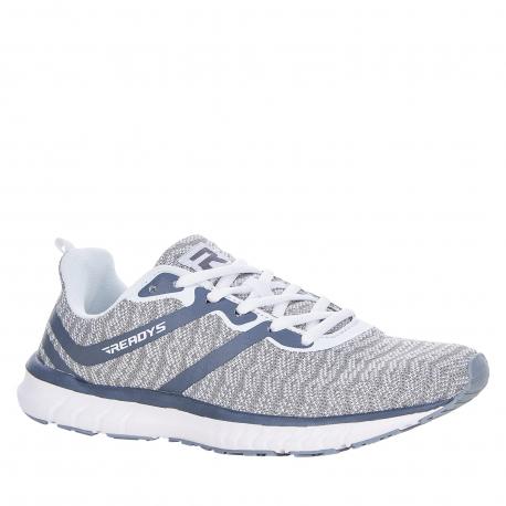 Dámská tréninková obuv READYS-GROOM grey-white