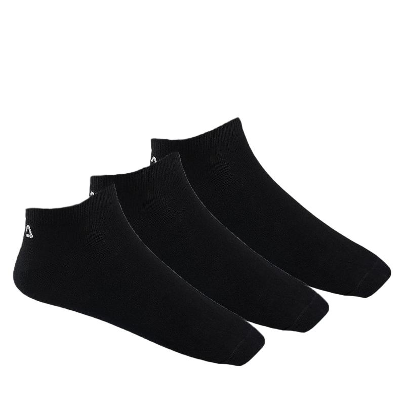 Ponožky FILA-F9100 SOCKS 3-PACK 200-Black -