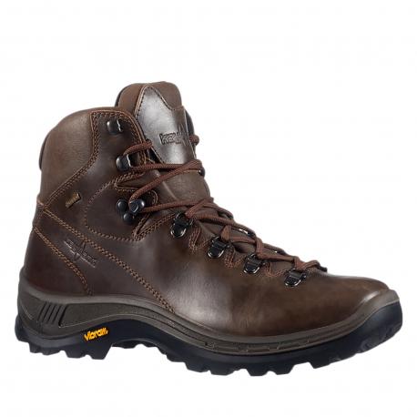 Pánska turistická obuv vysoká KAYLAND-Cumbria GTX brown