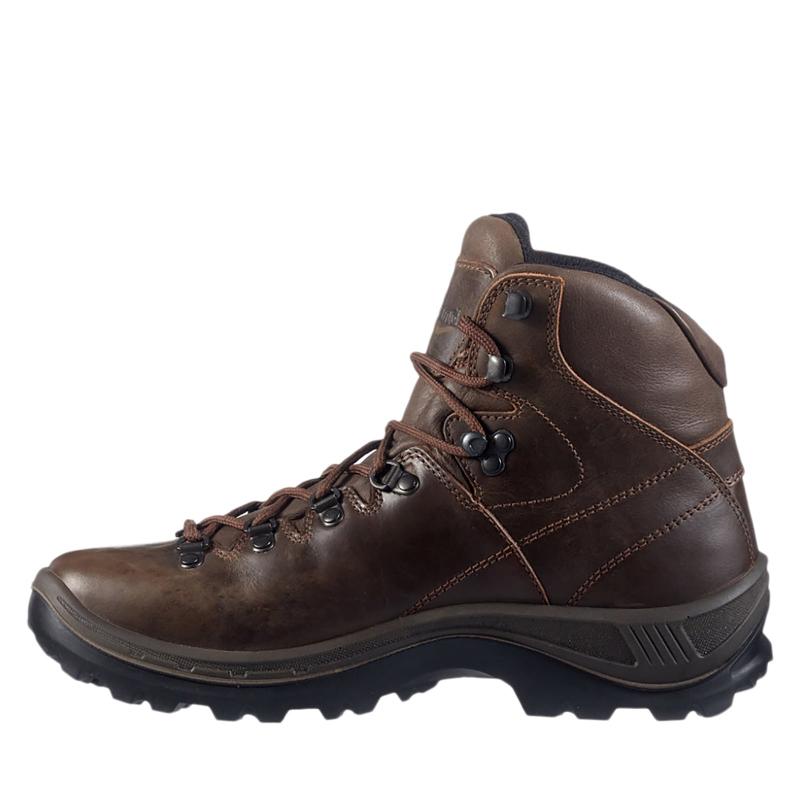 Pánska turistická obuv vysoká KAYLAND-Cumbria GTX brown -