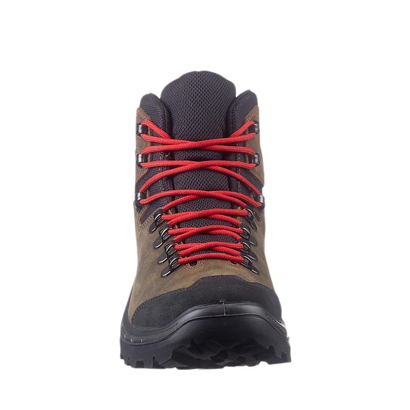 Pánská turistická obuv vysoká KAYLAND-Starland GTX brown -