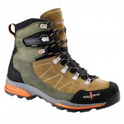 Pánska turistická obuv vysoká KAYLAND-Titan Rock GTX olive