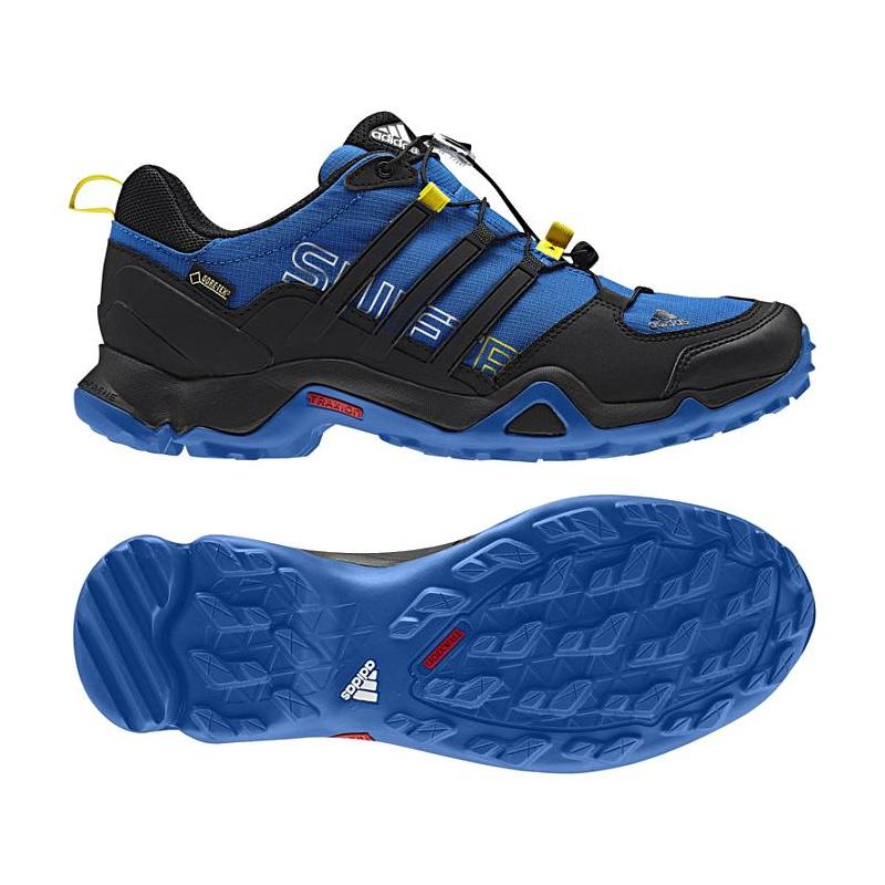 Pánska turistická obuv nízka ADIDAS-TERREX SWIFT R GTX - 9ab9ed953bb