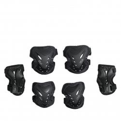 Chránič na korčule FILA SKATES-FILA FP MEN GEARS BLACK/SILVER