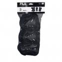 Chránič na korčule FILA SKATES-FILA FP MEN GEARS BLACK/SILVER -