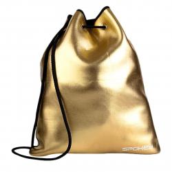 Taška cez rameno SPOKEY-PURSE Vak zlatý