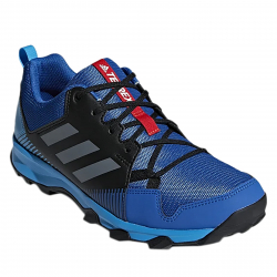 2ab2f894eb23 Pánska turistická obuv nízka ADIDAS-TERREX TRACEROCKER-Blue