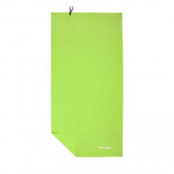Uterák SPOKEY-SIROCCO XL Rychleschnoucí ručník 85x150 cm, zelený s