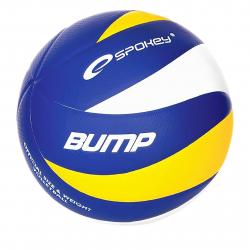 Volejbalová lopta SPOKEY-BUMP II Volejbalový míč modrý vel.5