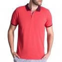 Pánske polo tričko s krátkym rukávom VOLCANO-T-SORN -
