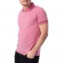 Pánske polo tričko s krátkym rukávom VOLCANO-T-STAGER -