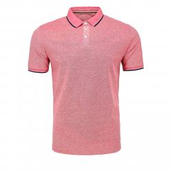 Pánske polo tričko s krátkym rukávom VOLCANO-T-STAGER