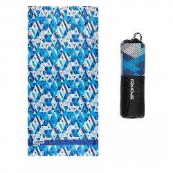 Rýchloschnúci uterák SPOKEY-MENORCA Rychleschnoucí plážový ručník 100x180 cm