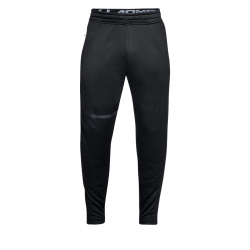 Pánske tréningové nohavice UNDER ARMOUR-MK1 Terry Tapered Pant-BLK