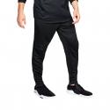 Pánske tréningové nohavice UNDER ARMOUR-MK1 Terry Tapered Pant-BLK -