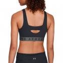 Dámska tréningová športová podprsenka UNDER ARMOUR-Favorite Cotton Everyday Bra-BLK -