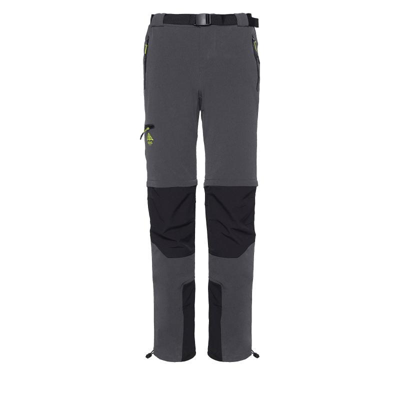 Pánske turistické nohavice BERG OUTDOOR-KLIN grey men -