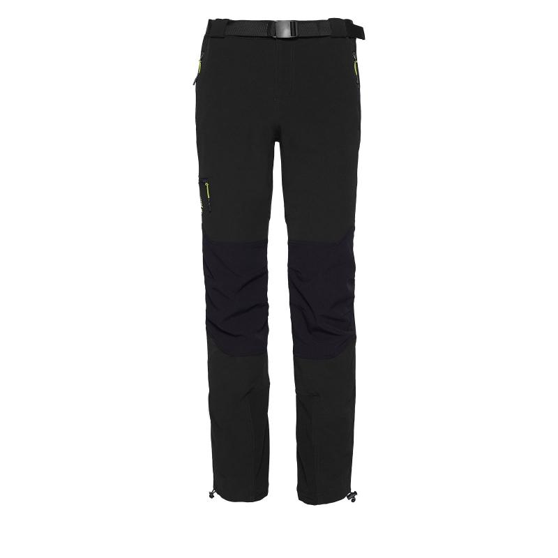 133d617f4215 Pánske turistické nohavice BERG OUTDOOR-RYSY black -