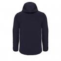 Pánska turistická softshellová bunda BERG OUTDOOR-PAVO black -
