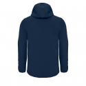 Pánska turistická softshellová bunda BERG OUTDOOR-PAVO navy -