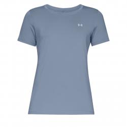 Dámske tréningové tričko s krátkym rukávom UNDER ARMOUR-UA HG Armour SS-BLU