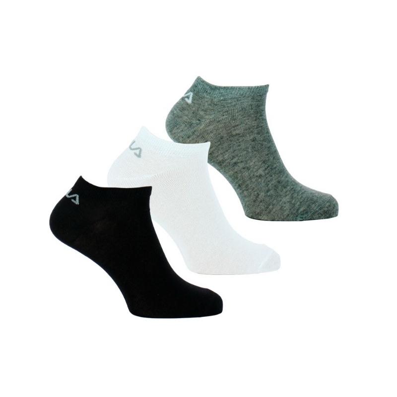 Ponožky FILA-F9100 SOCKS 3-PACK 700-Mix -