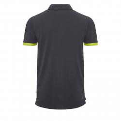 Pánske polo tričko s krátkym rukávom BERG OUTDOOR-ANTARES forged iron