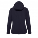 Dámska turistická softshellová bunda BERG OUTDOOR-CRATER black -