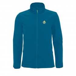 Pánska turistická softshellová bunda BERG OUTDOOR-OCTANS blue