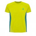 Pánske turistické tričko s krátkym rukáv BERG OUTDOOR-GRUS green -
