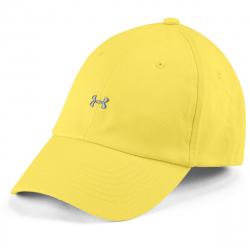 Dámska šiltovka UNDER ARMOUR-Favorite Logo Cap-YLW