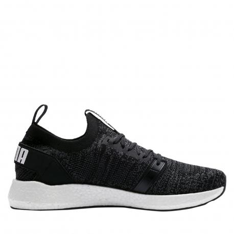 Pánska rekreačná obuv PUMA-NRGY Neko Engineer Knit Puma black/iron