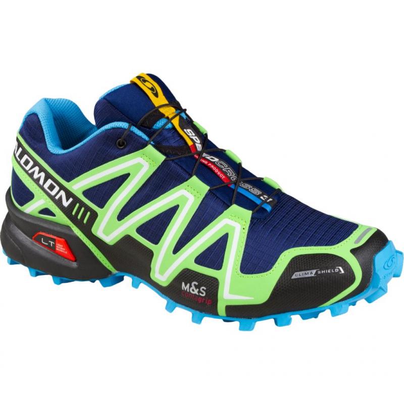 Pánska trailová obuv SALOMON-SPEEDCROSS 3 CS - 277d22f1f43